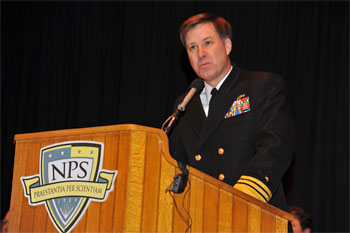 Ferguson delivers keynote address